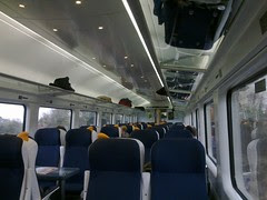 Galway day-trip - Train..