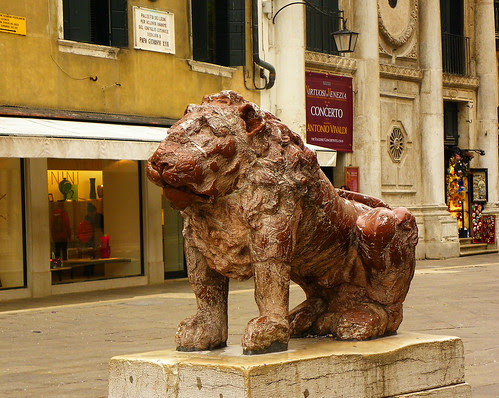 117/1000 (The Lions Of Venice)