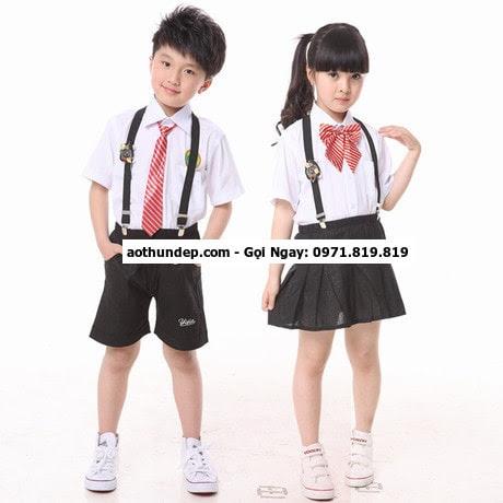 cửa hàng bán đồng phục học sinh tiểu học