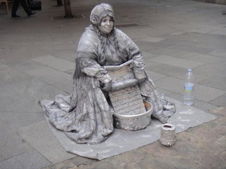 Living Statues Costume