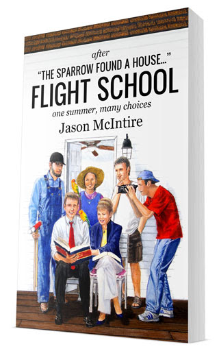 Flight School Cover