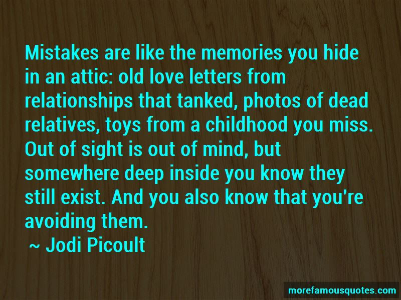 Quotes About Old Memories Of Love Top 27 Old Memories Of Love