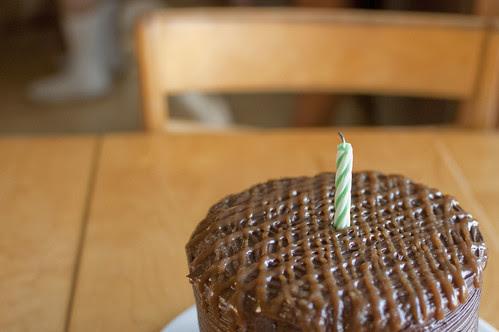 fleur de sel birthday cake