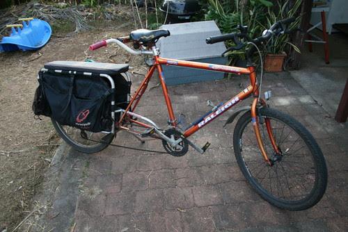 Long bike