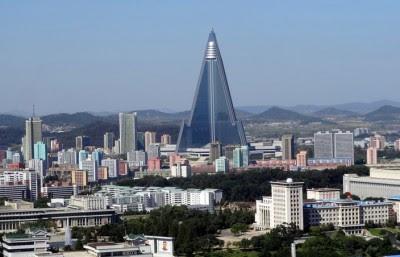 北韩柳京饭店