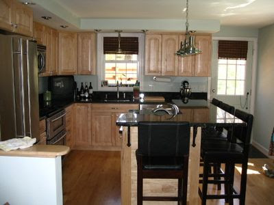 Yarmouth House Rental: Clean Contemporary Child Friendly Tri-level ...