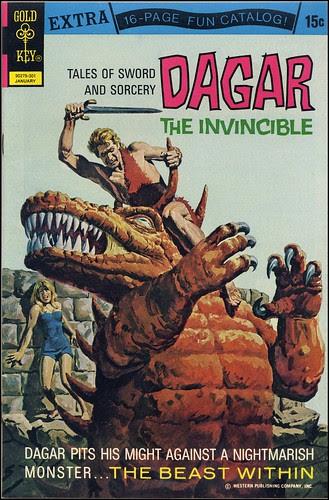 Dagar the Invincible #2