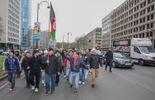 Environ 250 Afghans et sympathisants ont entamé une marche vers Mons pour voir Elio Di Rupo (image d'archives)