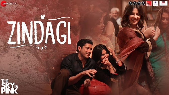 ZINDAGI LYRICS - ARJIT SINGH Lyrics
