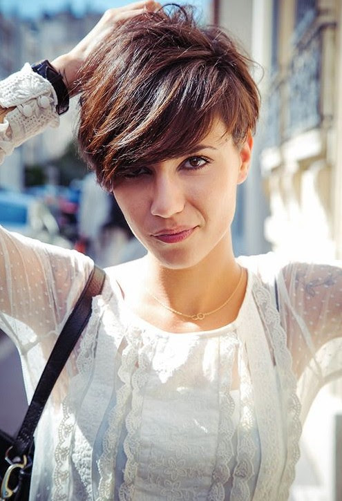 Cute Short Hairstyles with Bangs 2014 - PoPular Haircuts