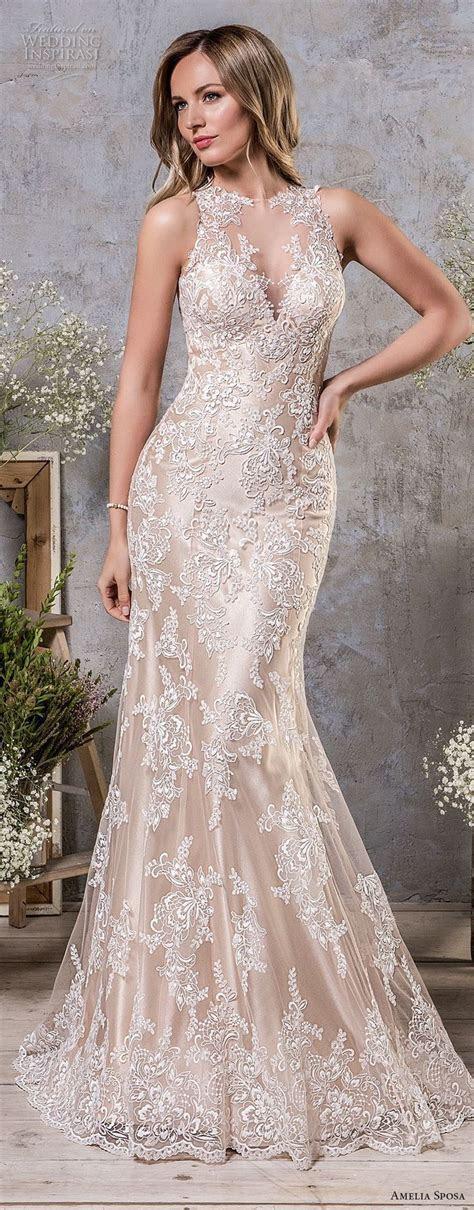 Best 25  Trumpet wedding dresses ideas on Pinterest   Lace