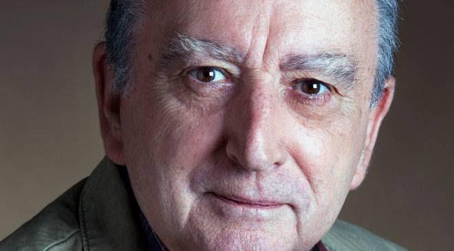 Rafael Chirbes. Photo: Editorial Anagrama © Antonio de Benito