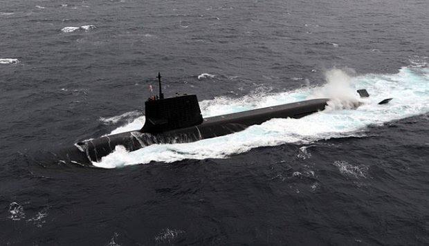 Soryu, Kapal Selam Serang Jepang yang Mematikan