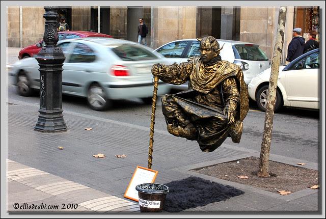 Estatua viviente 2