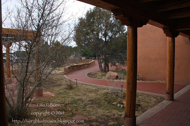 Pecos NHS Visitor Center 01