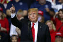 Trump blasts Russia probe, calls 2020 Democrats 'radical'