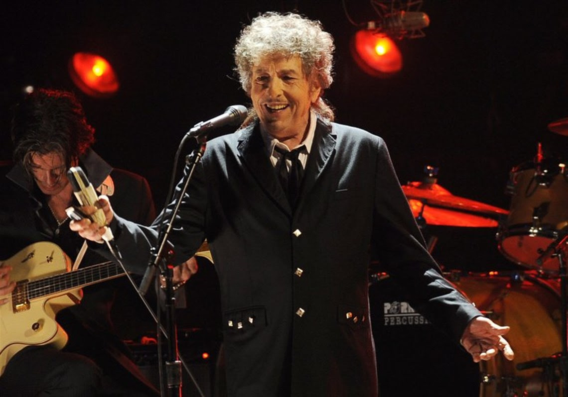 Image result for bob dylan shuffle