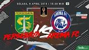 Live Persebaya Vs Arema Piala Presiden 2019
