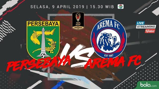 Persebaya Vs Arema 2019