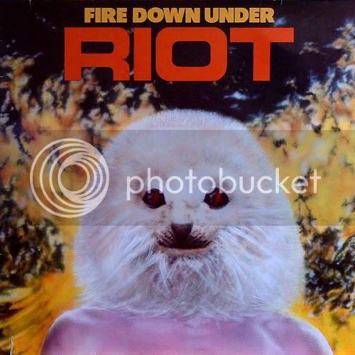 Fire Down Under.