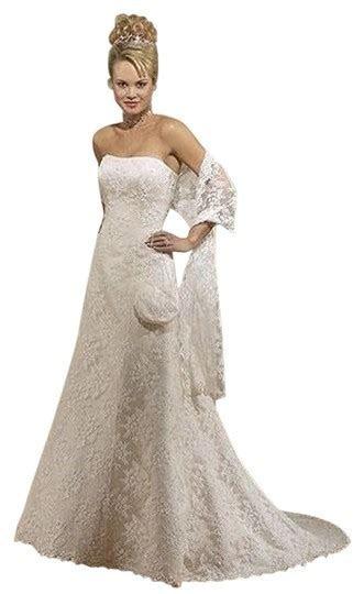 Maggie Sottero Grace   J857 Tall Wedding Dress on Tradesy