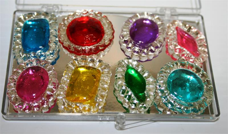 Edible Jewels For Cakes