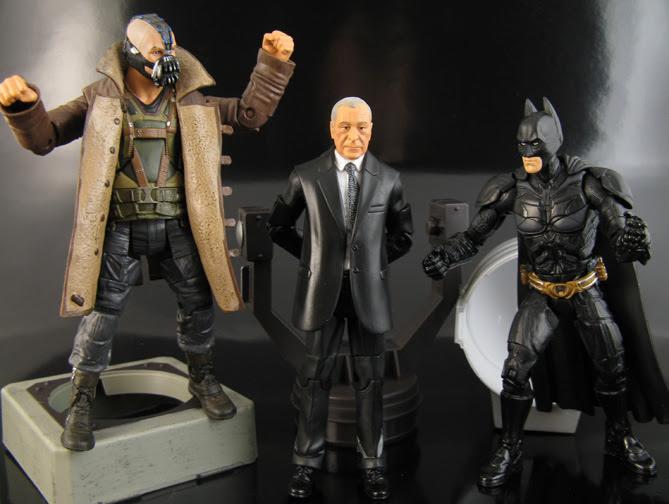Bane, Alfred, Batman