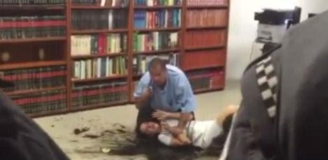 Suspeito chegou a jogar gasolina no corpo da magistrada / Foto: Reprodução