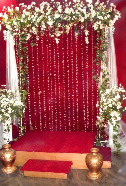 A Poruwa is the platform used in a Sri Lankan wedding