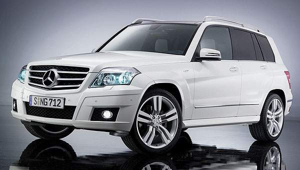 New Mercedes GLK Priced Under $35,000