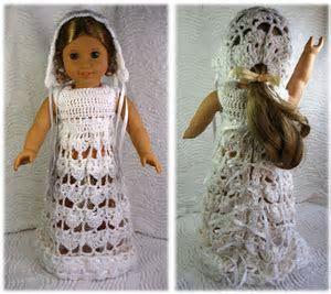 Smashwords ? 011 Lizzy's Wedding Dress Ensemble Crochet