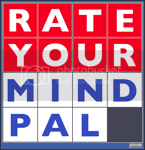 RATE YOUR MIND PAL 15 Puzzle (1959)
