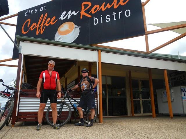 Cafe en Route