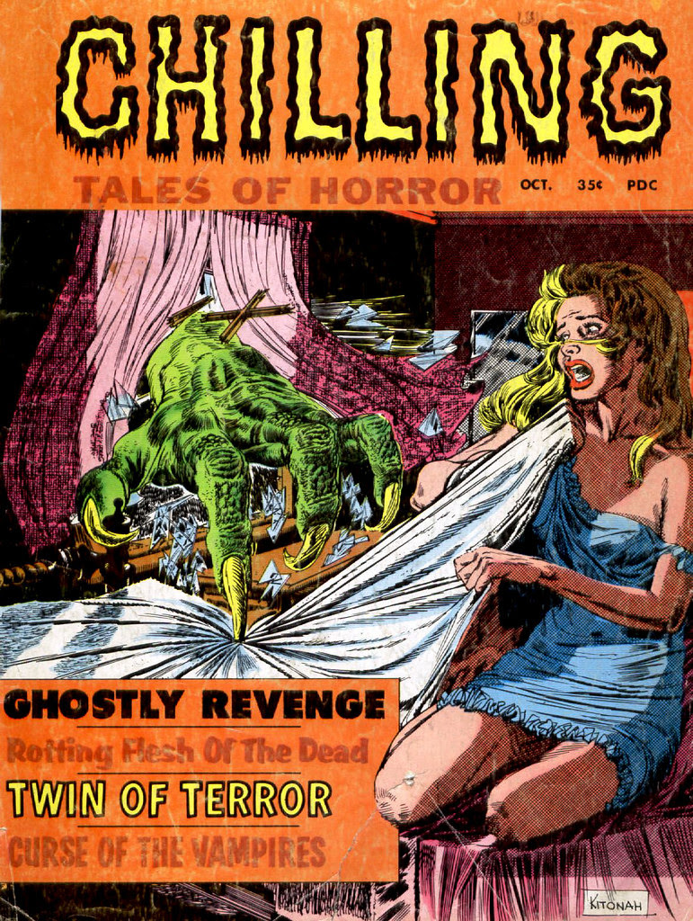 Chilling Tales Of Horror - October (Stanley Publications)