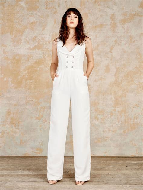 Stunning & Unique Bridal Jumpsuits From House Of Ollichon