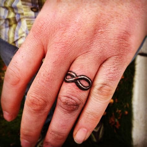 1000  images about Ring tattoo ideas on Pinterest   Finger