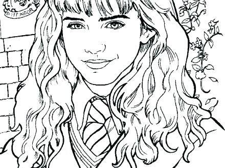 harry potter coloring pages hogwarts at getcolorings