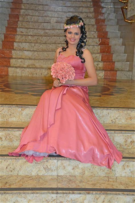 Sri Lankan Western Brides   Western Bridal Dressing in Sri