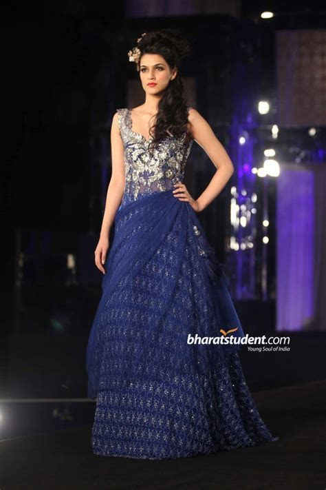 25 best Indian evening gowns images on Pinterest