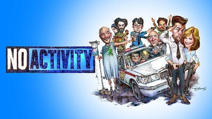 No Activity - Season 3 - Guest Stars Announced - Press Release