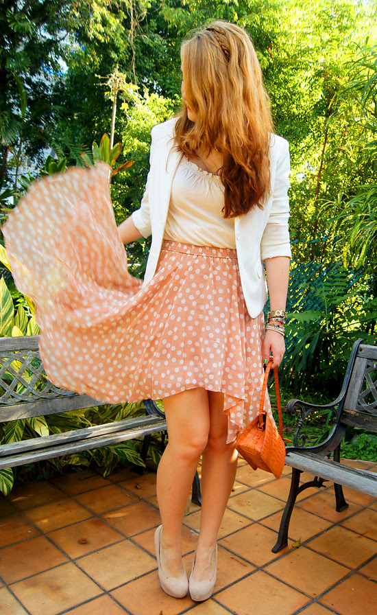 Asymmetrical skirt by The Joy of Fashion (1)
