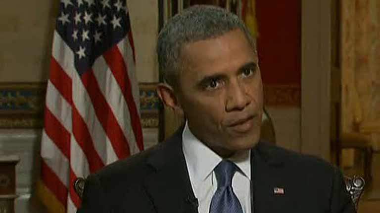 """Obama: """"Aún no hemos tomado una decisión sobre Siria"""""""