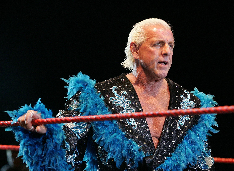 Pegulat Senior WWE Ric Flair Juga Berikan Dukungan Untuk Leicester City