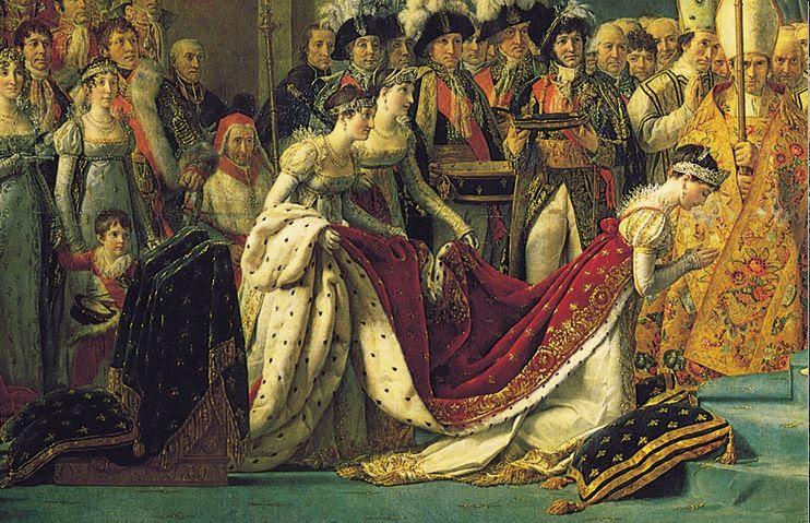 File:David - Sacre de l'empereur Napoléon Ier (Detail).jpg
