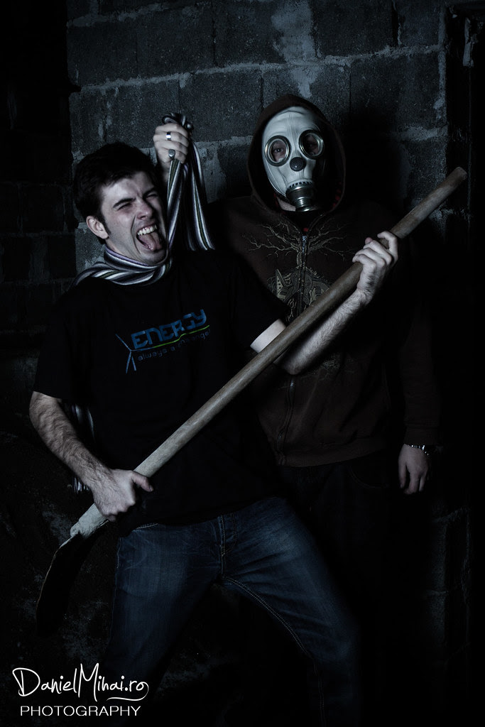 Death metal (bonus photo 3) by Daniel Mihai