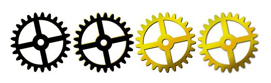 [golden gears]