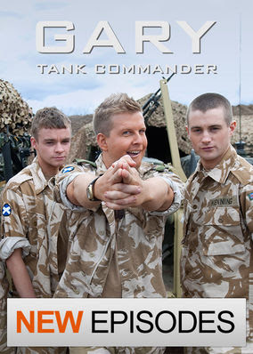 Gary: Tank Commander - Season 2
