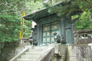 Grave of Ieyasu in Tōshō-gū
