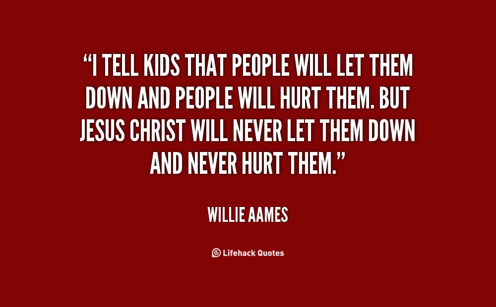 Quotes About Family Letting You Down 11 Quotes