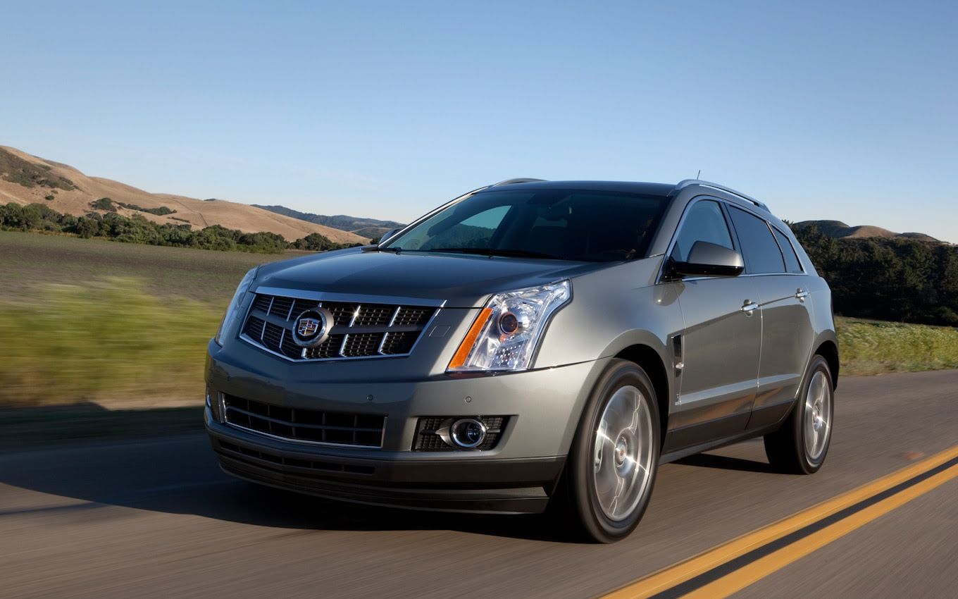 2011 Cadillac SRX Review and Rating - Motor Trend